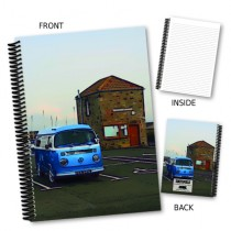 Camper Van Coil Notebook