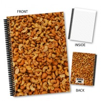Peanut Coil Notebook