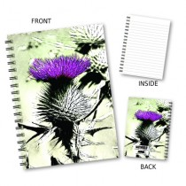 Thistle Image Wiro Notebook