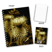 Thistle View Wiro Notebook