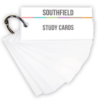 Flipper Study Cards