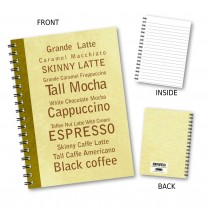 Coffee Wiro Notebook