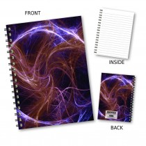 Fibres Design Wiro Notebook