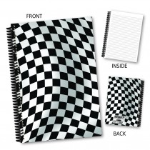 Chequer Design Notebook