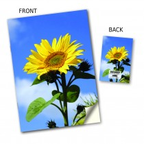 Large Sunflower Stitched Notebook