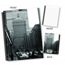 City Scene Notebook
