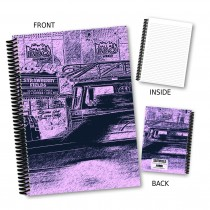 Artists City Scene Notebook