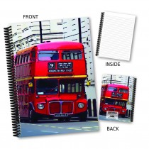 London Bus Notebook