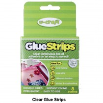 Clear Glue Strips