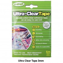 Ultra Clear Tape 3mm