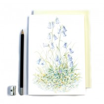 Bluebell Design Stitched Notebook