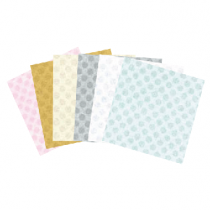 Dots Embossed Card