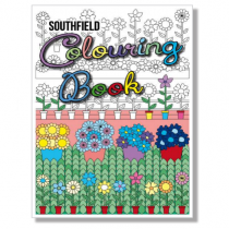 Floral Colouring Book - 1