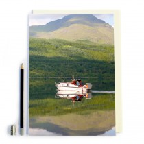 Loch Lomond Notebook