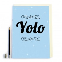 Yolo Journal Notebook