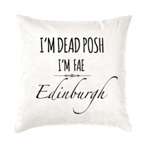Dead Posh Cushion with inner+Tag