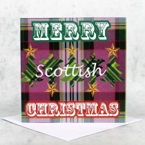 Scots Speak-Scottish Merry Xmas