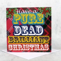Scots Speak-Pure Brilliant Xmas