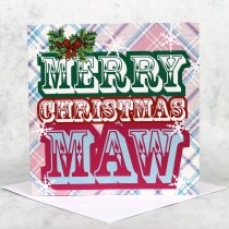 Scots Speak- Merry Xmas Maw