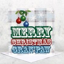 Scots Speak- Merry Xmas Granpaw