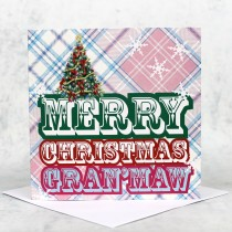 Scots Speak- Merry Xmas Granmaw