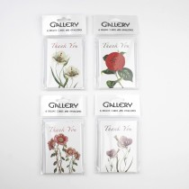 Dinky Notecards-Florals