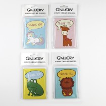 Dinky Notecards-Kids