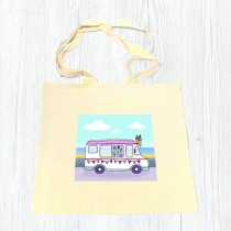 Shopper Bag Ice Cream Truck
