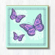 Greeting Card-Butterflies