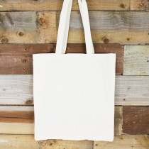 Cotton Shopper Bag Blank