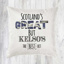 Scotlands Great-Cushion