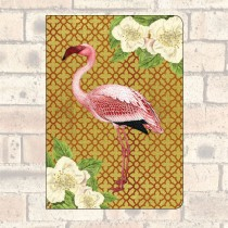 A5 Notebook-Flamingo