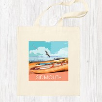 Coastal 2 Cotton Shopper+Tag