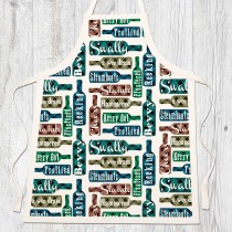 Swally Apron & Tag