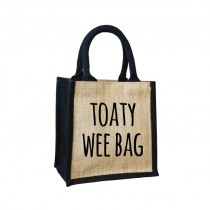 Toaty Wee Cute Jute Bag