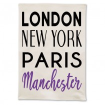 London NY Tea Towel