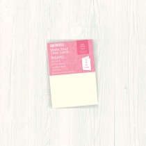 A6 Ivory Insert Paper (100)