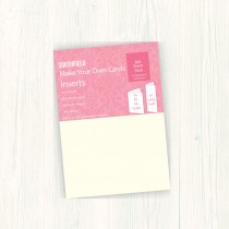 A5 Ivory Insert Paper (100)