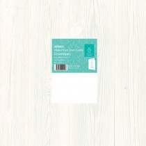C7 White Envelopes (50)