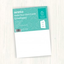 C5 White Envelopes (50)