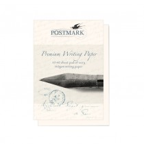 Postmark Smooth Ivory A5 Pad