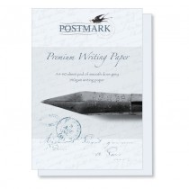Postmark Dove Grey A4 Pad
