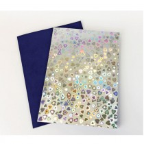 Holographic & Ribbed Scrapbooks