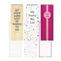 Recycled Tall Notepad
