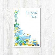 Single Sheet Card Pack-020