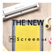 Digital Screen Maker MiScreen (Start kit & mains lead)