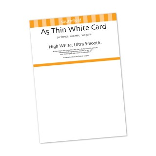 White Card 160gsm 30sh product image