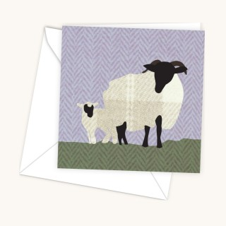 Sheep Greeting Card product image