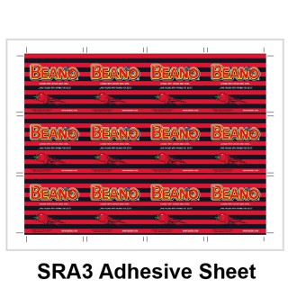 SRA3 Adhesive Sheet (40) product image