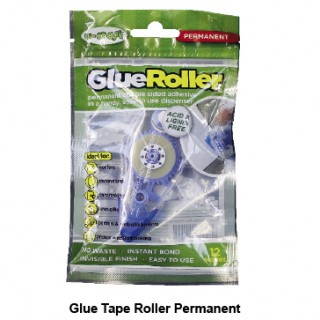 Glue Tape Roller Permanent product image